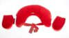 Baby Feeding Pillow for Twins - Red
