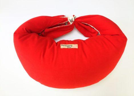 Best Breastfeeding Pillow - Stars Red
