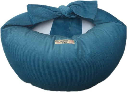 Cute Corduroy - Teal Blue