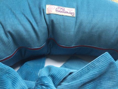 Cute Corduroy - Denim Blue
